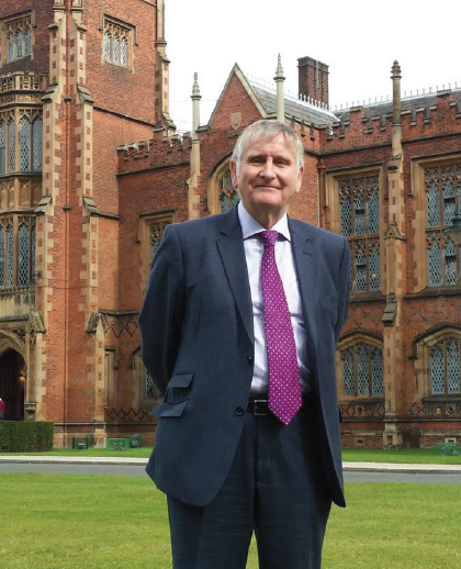 'Great learning depends on great teaching': Prof. Graham Donaldson