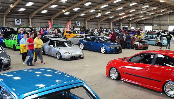 Carmarthen Car Show