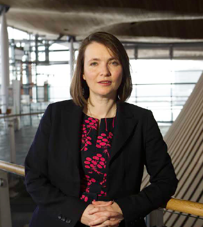 Carrying out manifesto commitment: Kirsty Williams