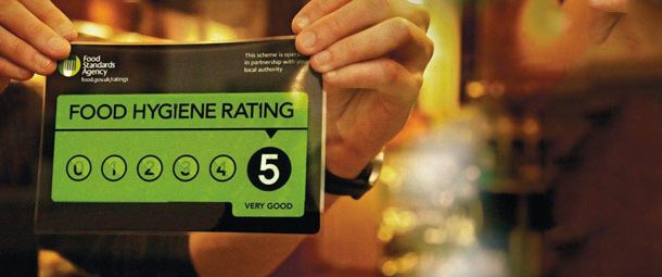 Carmarthenshire Council Food Hygiene Ratings