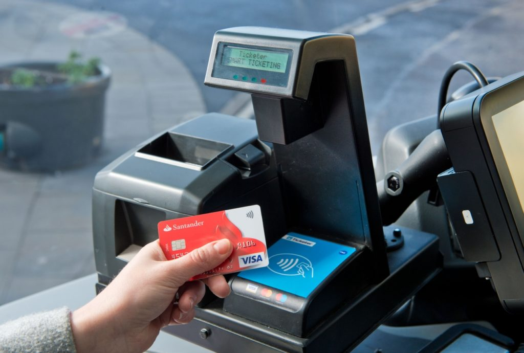 Cashless buses for Carmarthenshire - The Carmarthenshire Herald