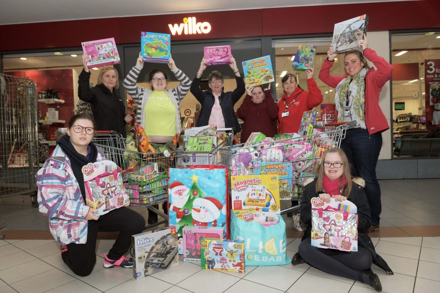 Big donation boosts Toybox Appeal - The Carmarthenshire Herald